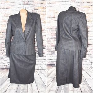 Captive 11 / 12 Fully Lined Full Skirt Blazer Set